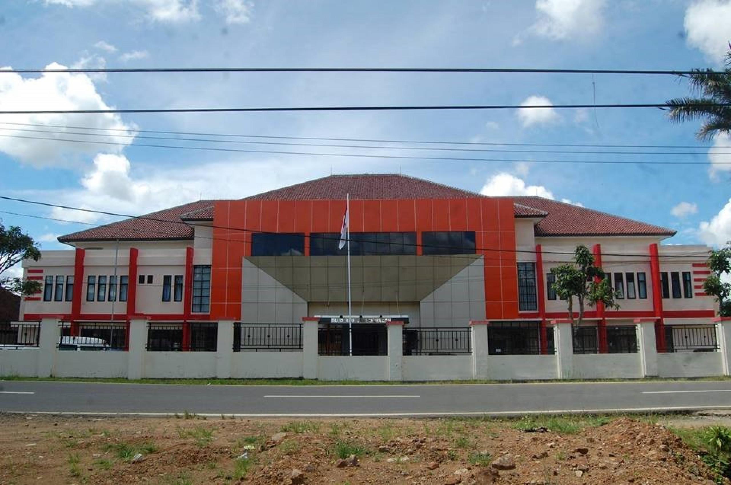 KPBU Jabar - Pengembangan Rumah Sakit - RSUD Jampang Kulon, Kab. Sukabumi