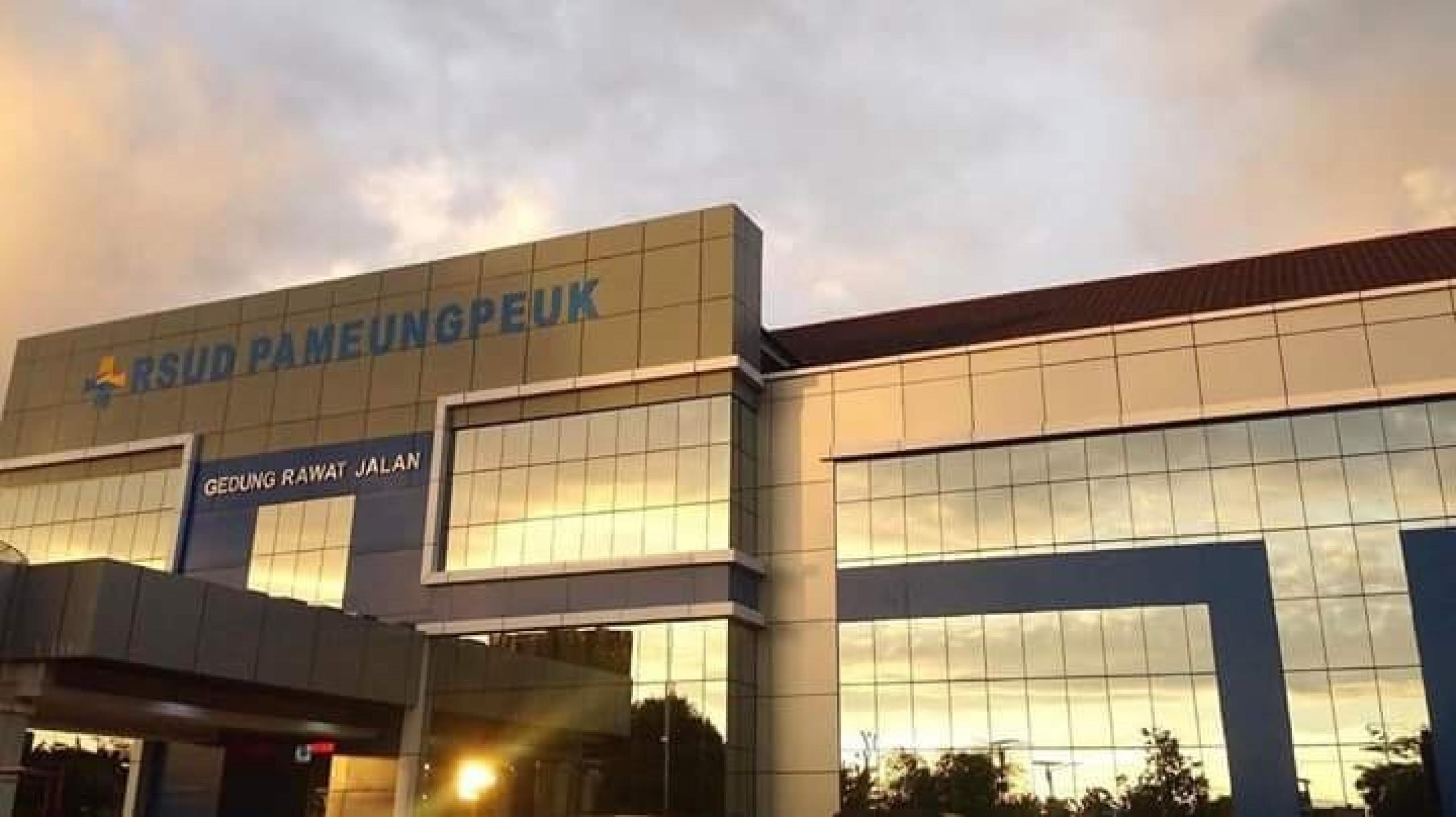 KPBU Jabar - Pengembangan Rumah Sakit - RSUD Pameungpeuk, Kab. Garut