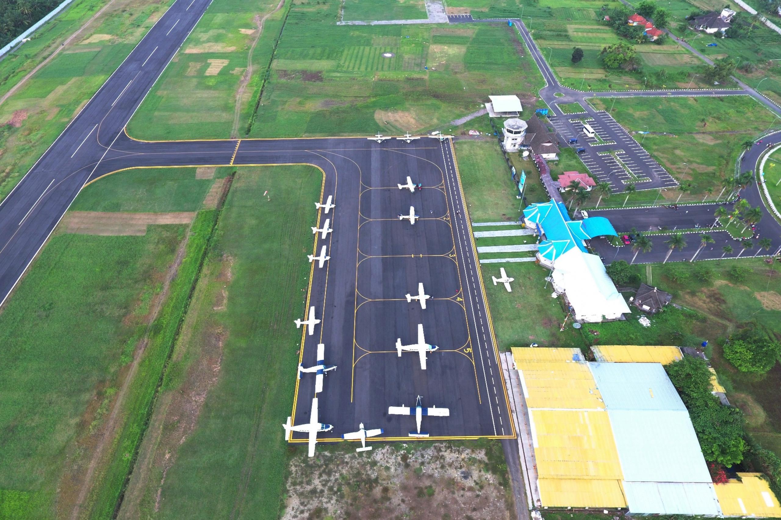 KPBU Jabar - Bandara Nusawiru