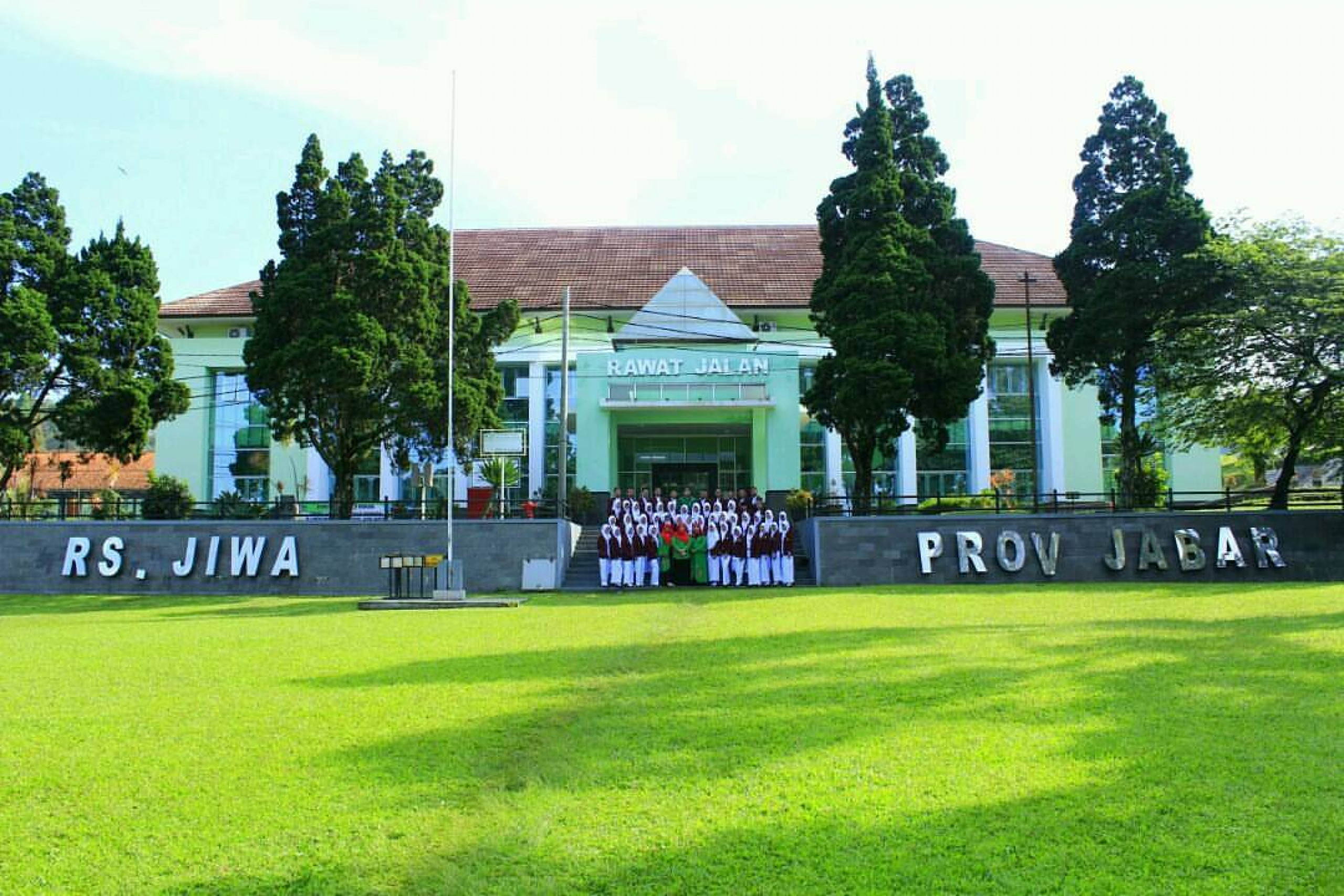 KPBU Jabar - Pengembangan Rumah Sakit - Rumah Sakit Jiwa Cisarua, Kab. Bandung Barat
